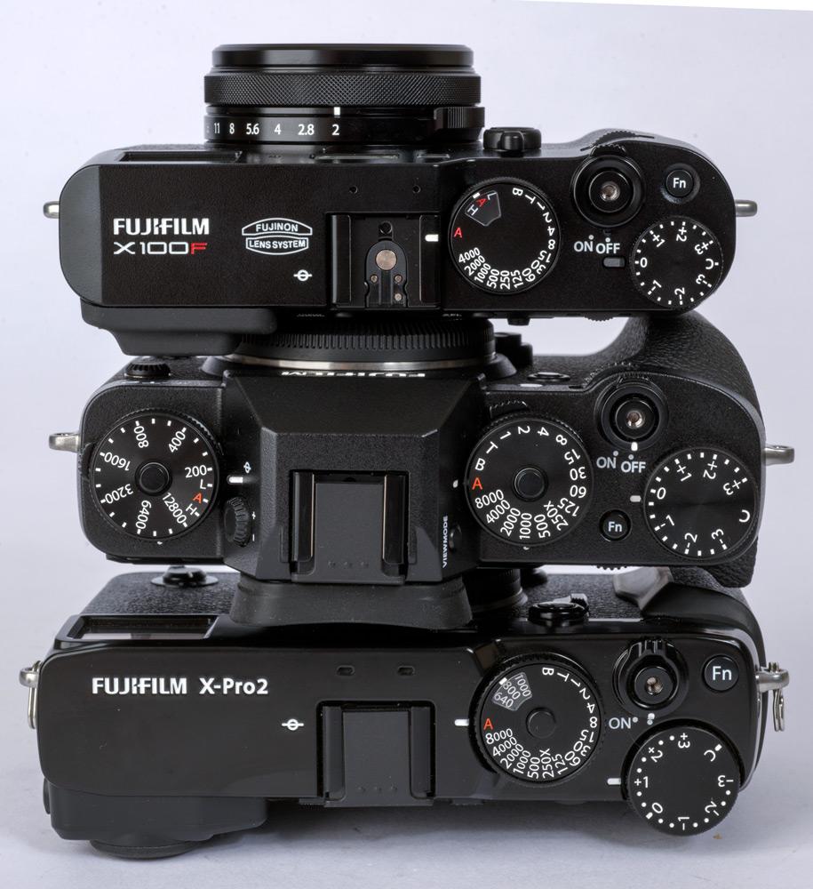 Fuji X100f: Fujifilm X100F Black: Shop.CameraQuest.com