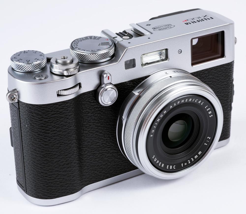 Fuji X100f: Fujifilm X100F Silver: Shop.CameraQuest.com