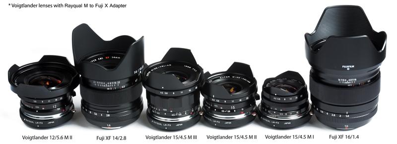 Fujifilm XF14mm f/2 8 R Ultra Wide-Angle Lens