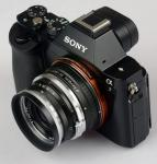 Rayqual SC (Classic Nikon & Contax Rangefinder External Mount Lenses) to Sony E / NEX