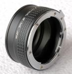 Rayqual Nikon F Lens (with aperture ring only) to Sony E / NEX