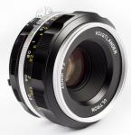 Voigtlander 40mm f2 Ultron SLIIS AIS Aspherical - Chrome
